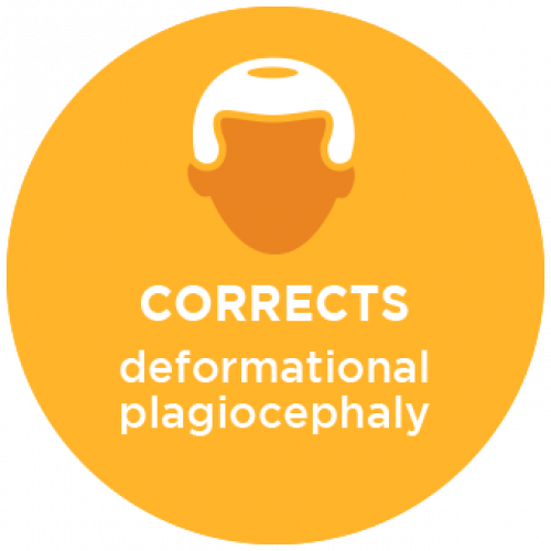 Corrects Deformational Plagiocephaly