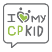 I heart my CP kid emoji