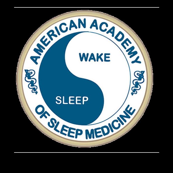 American college of sleep medicine logo