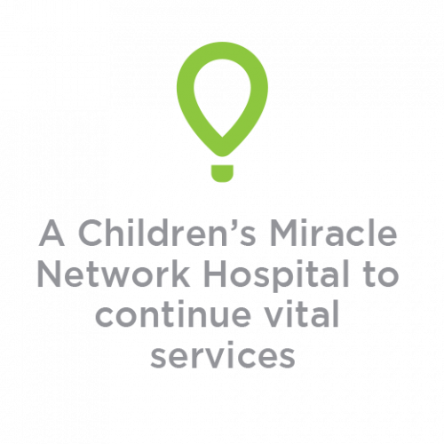 Gillette Children's Specialty Healthcare a Children's Miracle Network Hospital