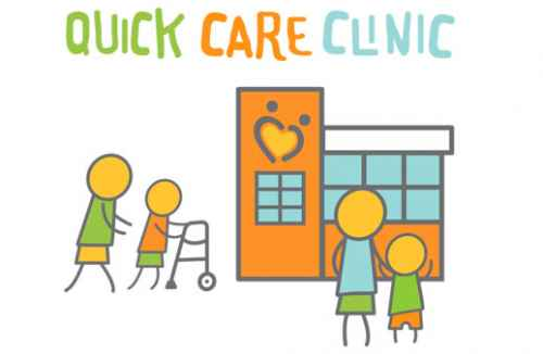Quick Care Clinic logo Gillette
