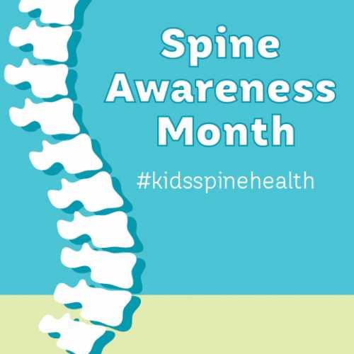 June is spine awareness month, Gillette
