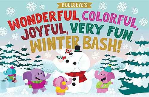 Wonderful Colorful Joyful Very Fun Winter Bash