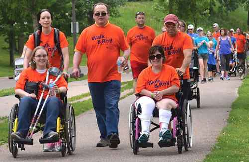 Walk, Roll Run Family event for Gillette