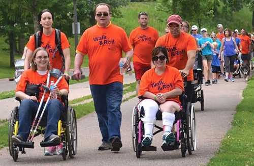 Walk, Roll Run Family event for Gillette
