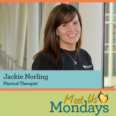 Jackie Norling Physical Therapist at Gillette Children's Specialty Healthcare
