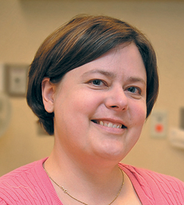 Leslie Larson, P.N.P., Pediatric Nurse Practitioner