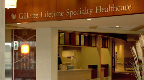 Gillette Lifetime Specialty Healthcare Clinic (for Older Teens and Adults)
