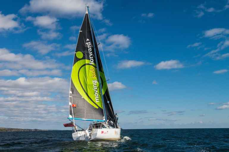 Richard Lett to sail to Bermuda