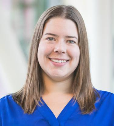 Danielle Harding, PA-C, Pediatric Orthopedics, Spine, Gillette Children's Specialty Healthcare