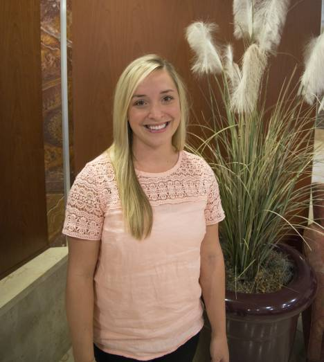 Patient Access Manager Brittany Carlson