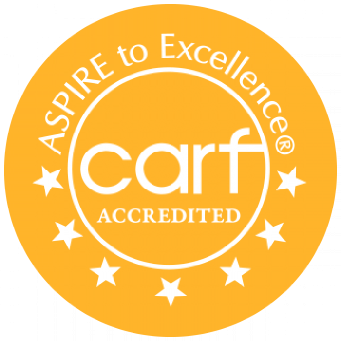 CARF Accredited Program