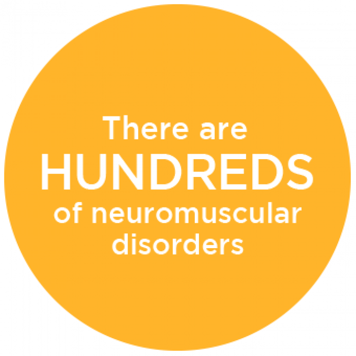 There are Hundreds of Neuromuscular Disorders