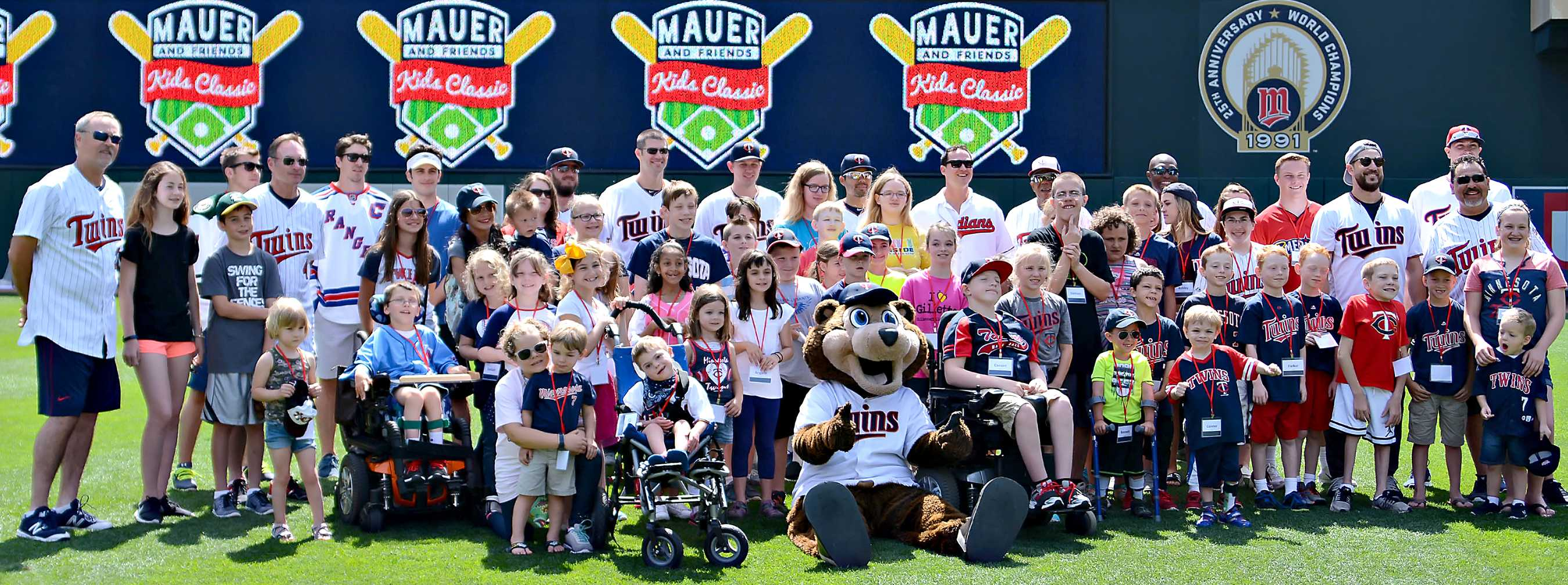 Mauer and Friends Kids Classic for Gillette Children's Specialty Healthcare