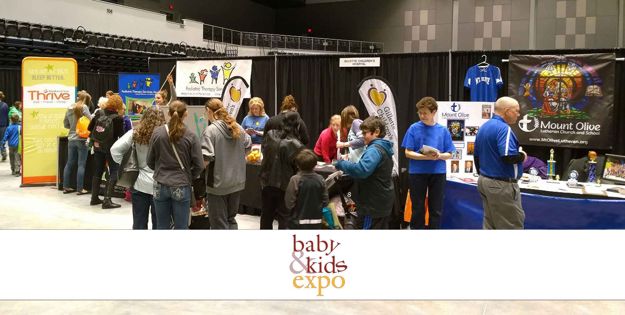 Baby & Kids Expo Banner
