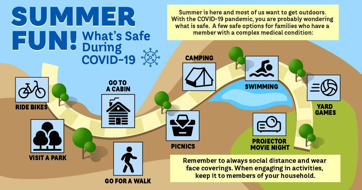 summer fun safety ideas