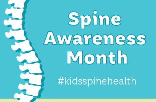 Spine Awareness Month