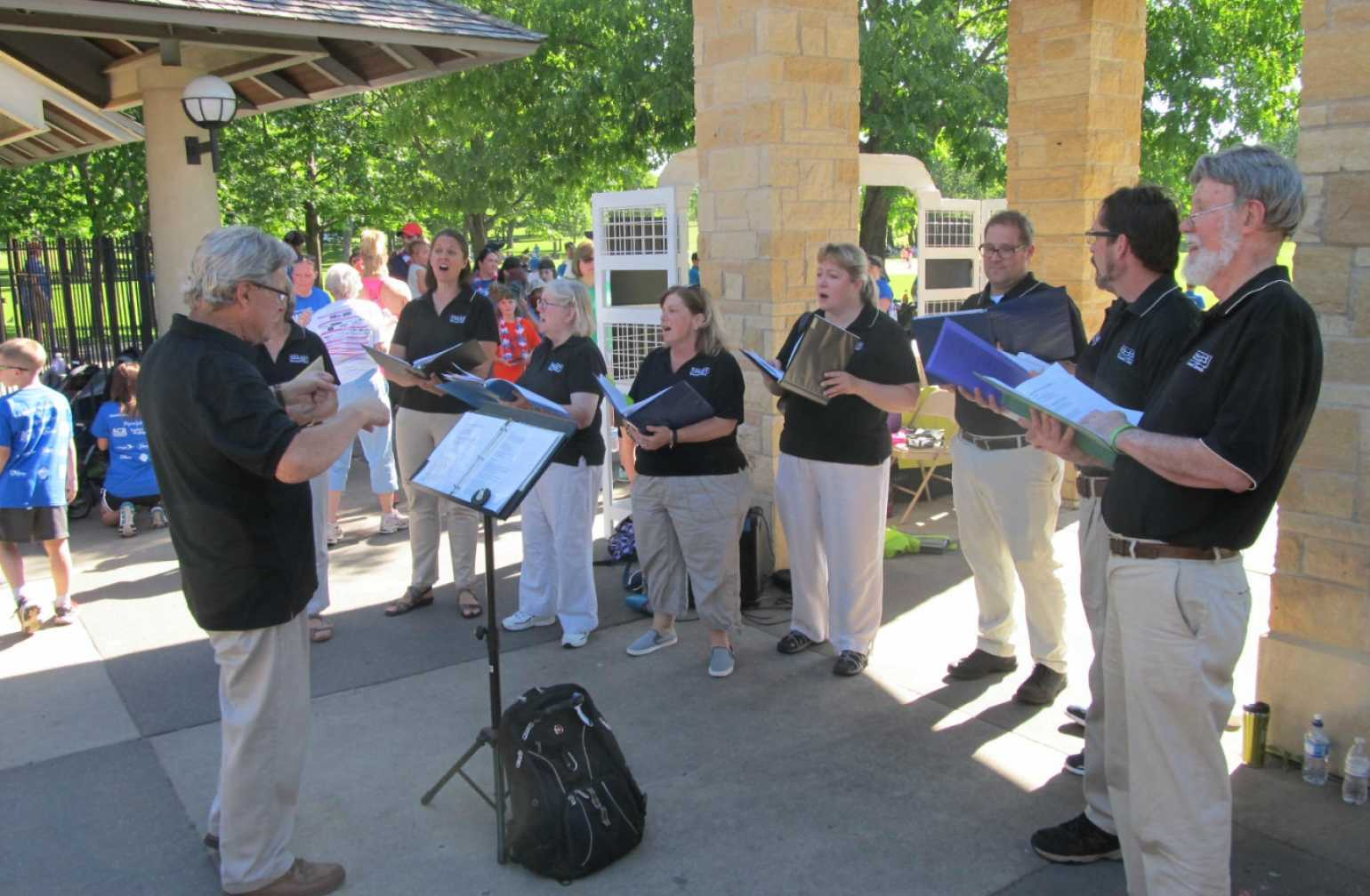 Walk and Roll MN Chorale