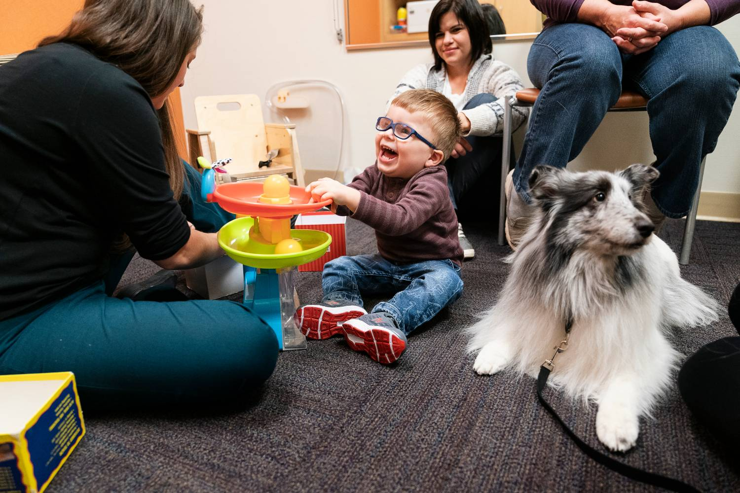 Puppies with Purpose: The Benefits of Animal-Assisted ...