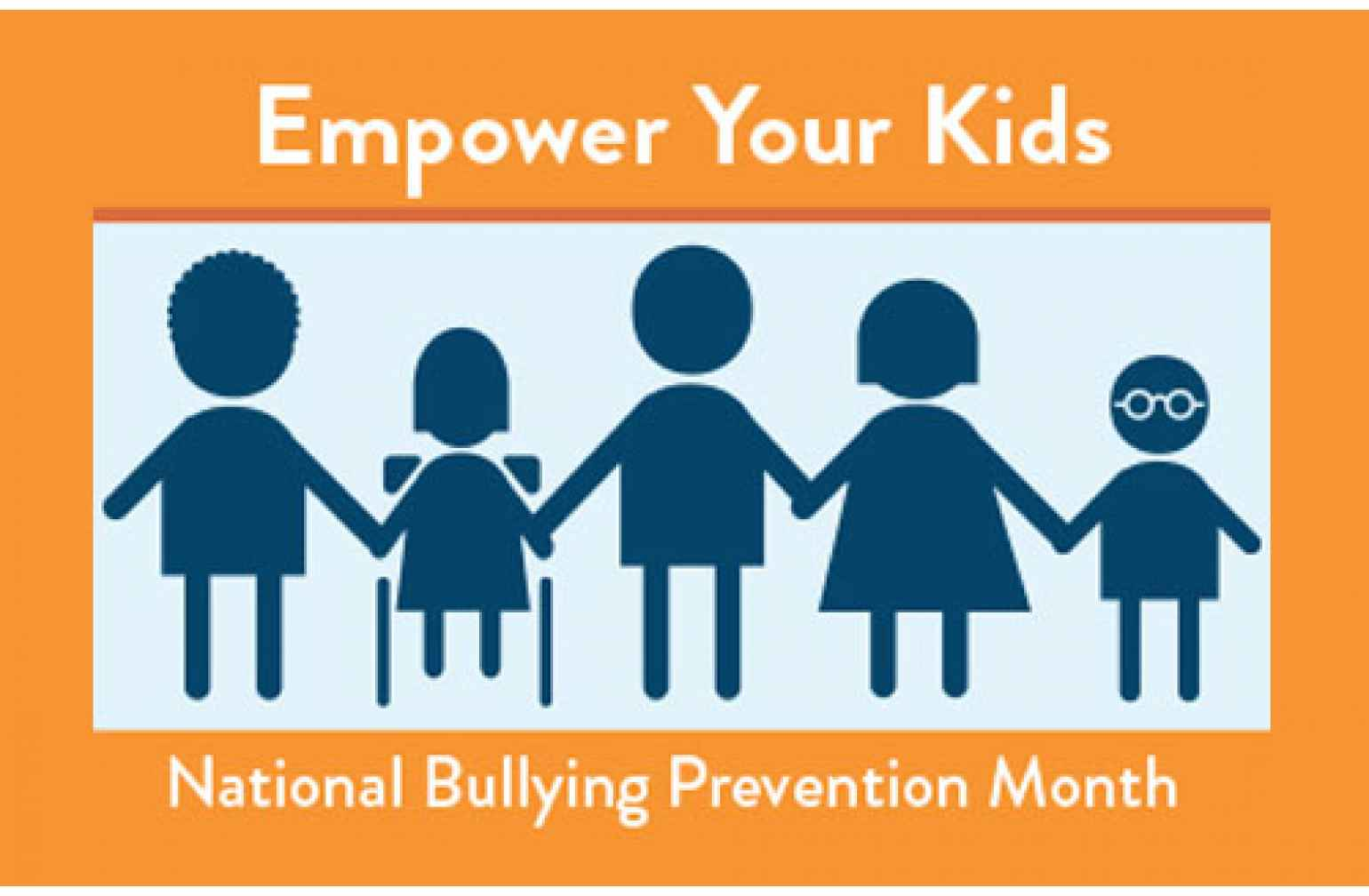 Empower Your Kids National Bullying Prevention Month