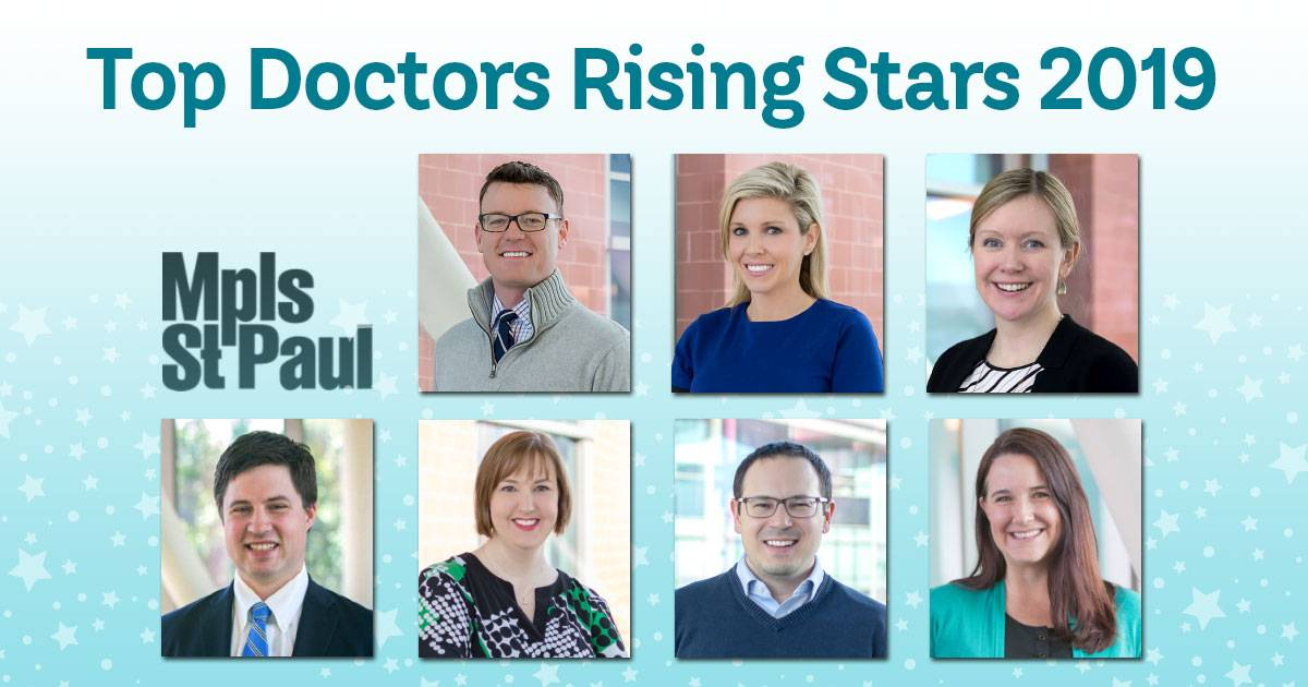 Top Doctors and Rising Stars 2019