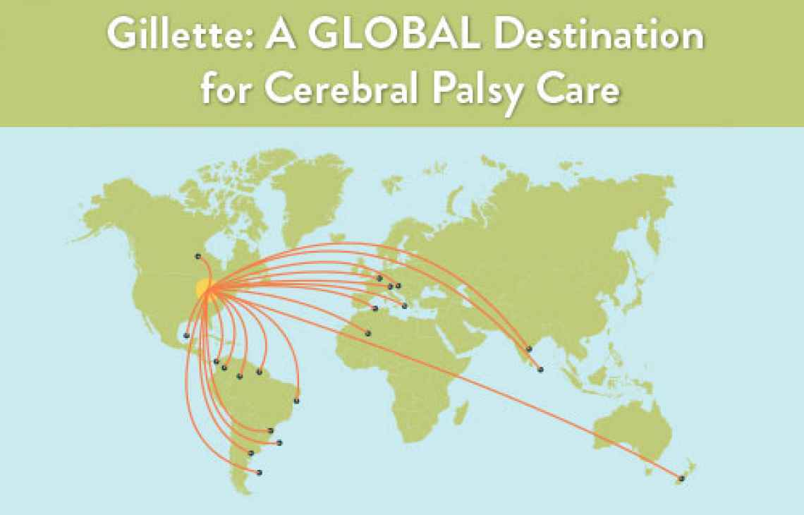 Gillette: A GLOBAL Destination for Cerebral Palsy Care