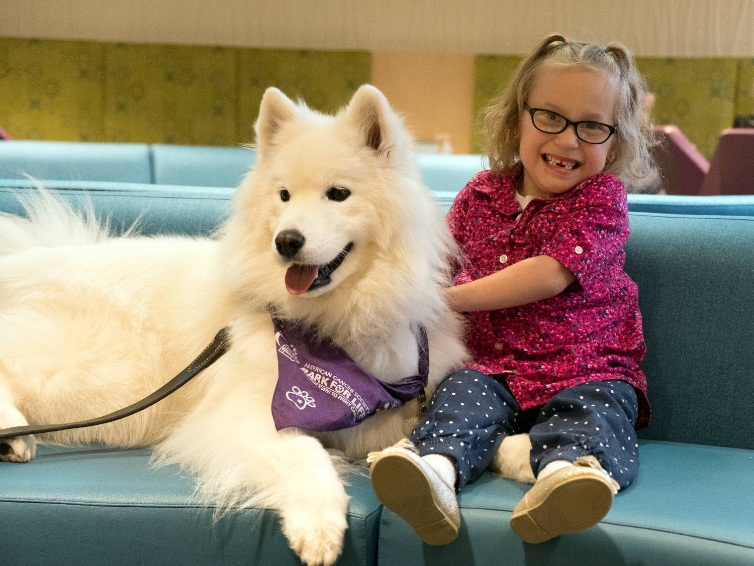 Help Fund Animal-Assisted Therapy at Gillette Children's ...
