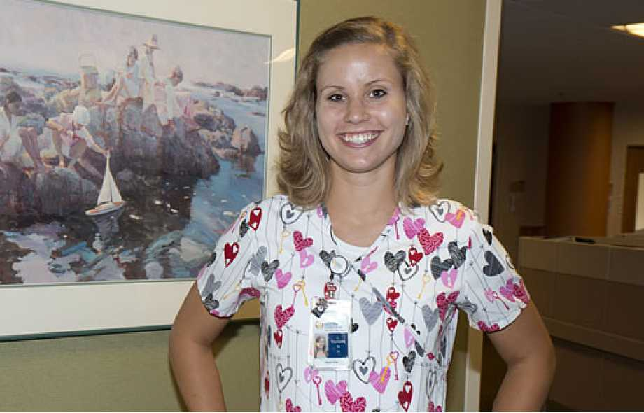 Meet Us Monday - Danielle Pricco, Registered Nurse