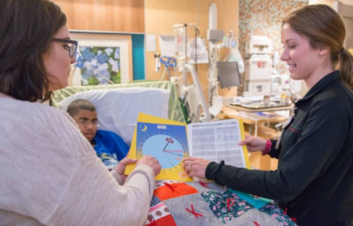 Find out how you can partner with hospital staff to keep your child safe during a hospital stay. These simple tips might surprise you.