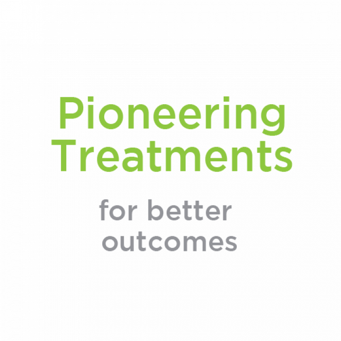 Pioneering treatments for better outcomes Gillette children's