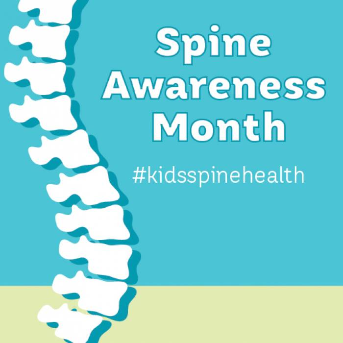 June is spine awareness month, Gillette