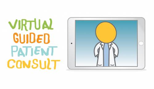 Virtual Guided Patient Consult