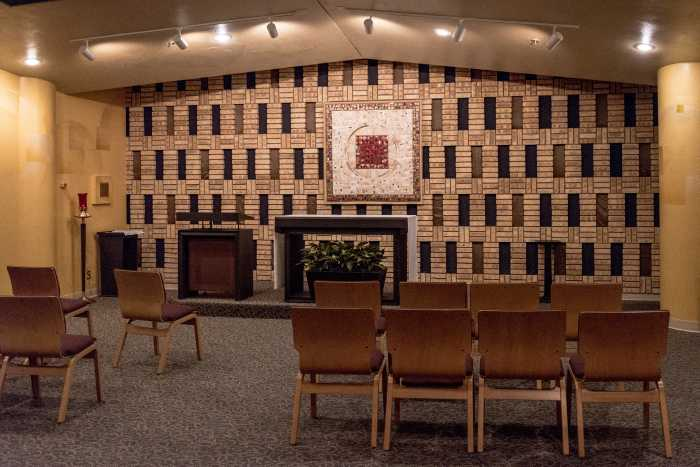 regions chapel shared with gillette children's specialty healthcare