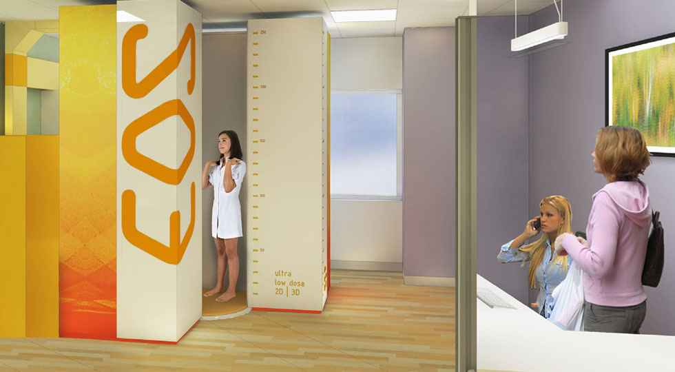 EOS x-ray imaging at Gillette Children's specialty healthcare