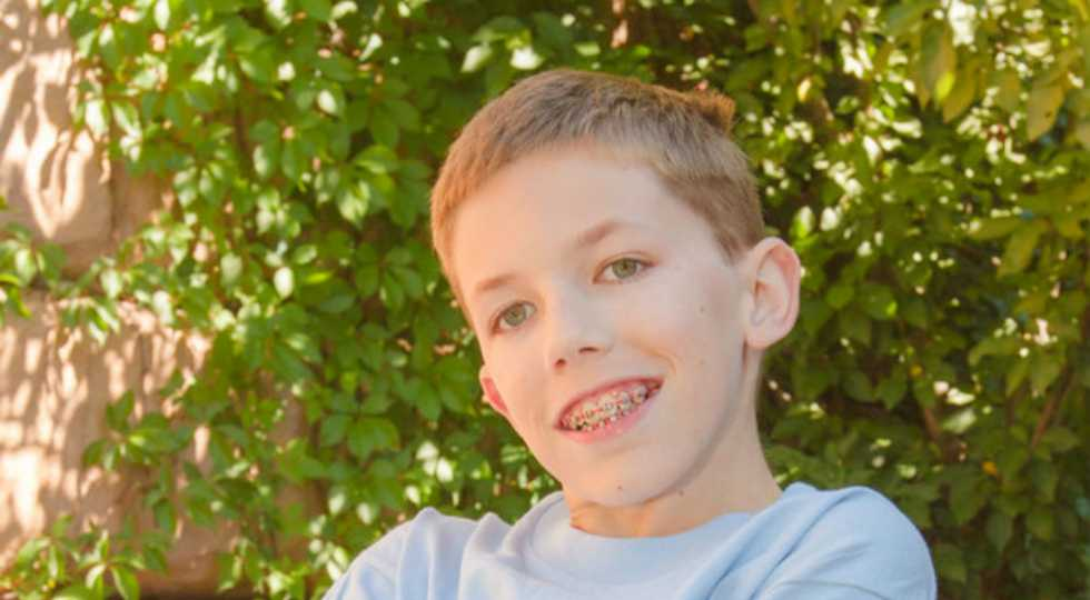 Cooper, Complex Movement Disorder patient at Gillette Children's Specialty Healthcare.