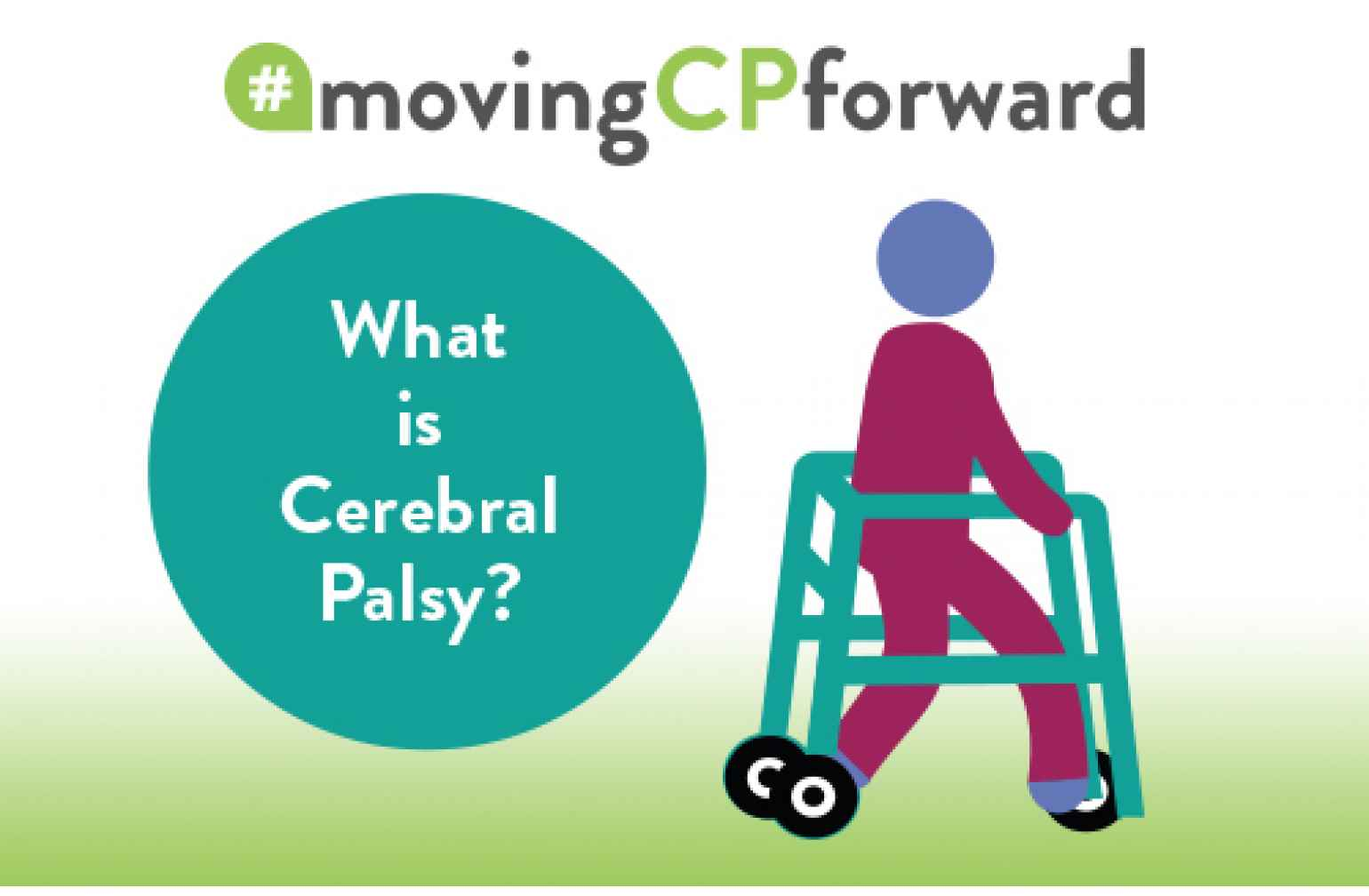 moving forward - cerebral palsy