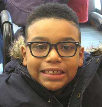 7-year old Elijah Smith has cerebral palsy and is preparing for upcoming surgeries at Gillette