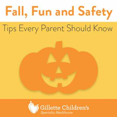Fall, Fun and Safety — Tips Every Parent Should Know