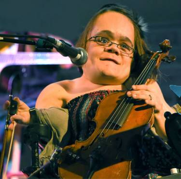 When musician Gaelynn Lea was 17, she came to Gillette for spine surgery.