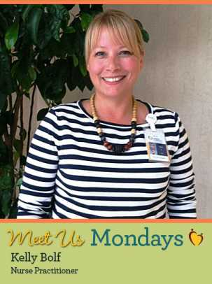 Meet Us Monday - Kelly Bolf, Nurse Practitioner