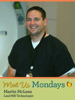 Meet Us Mondays - Martin McLean Gillette Childrens