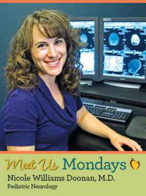 Meet Us Monday - Nicole Williams Doonan, M.D.
