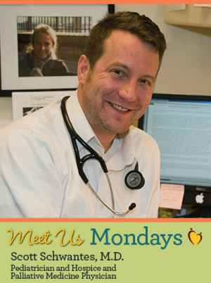 Meet Us Monday -  Scott Schwantes, M.D.