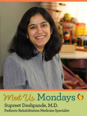 Meet Us Monday - Supreet Deshpande, M.D
