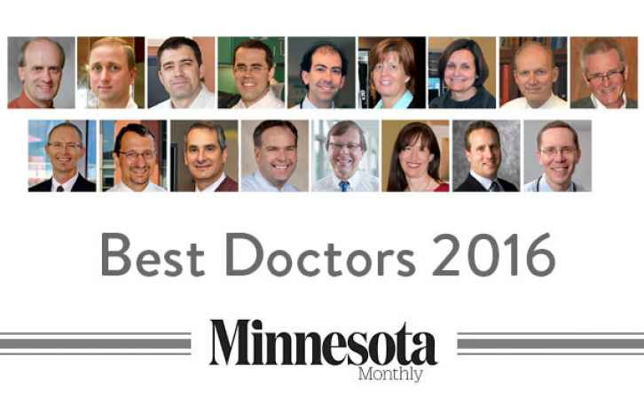 """Gillette Children's Specialty Healthcare is honored that 17 of our physicians are on Minnesota Monthly Magazine's 2016 """"Best Doctors"""" list."""