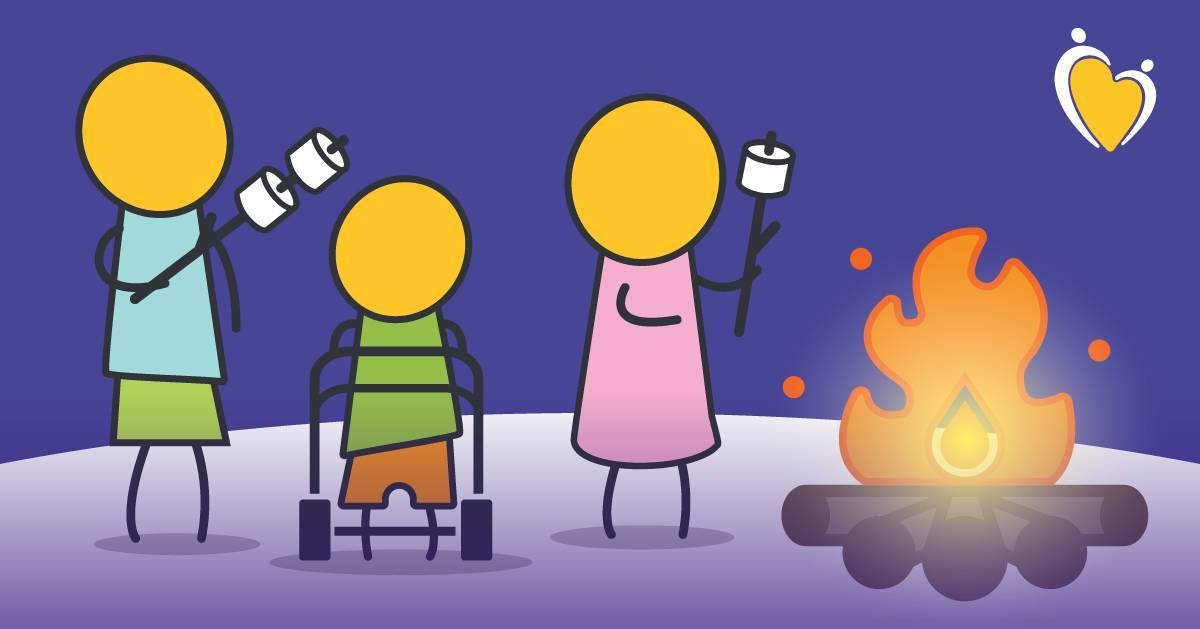 Campfire Safety Image