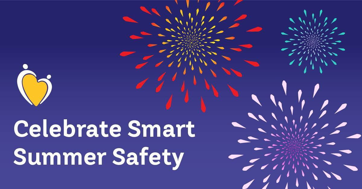 Fireworks and Summer Safety Image